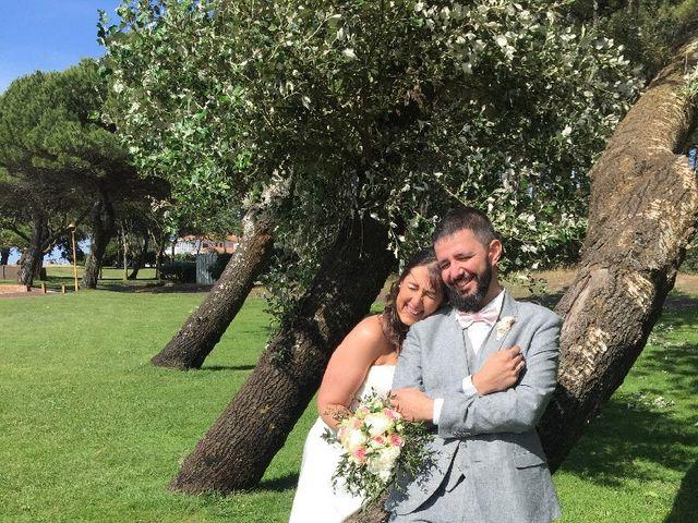 Le mariage de Benjamin et Sophie à Le Teich, Gironde 1