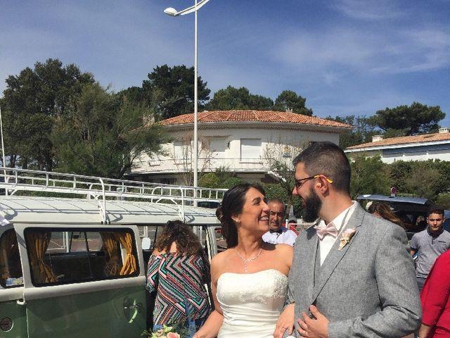 Le mariage de Benjamin et Sophie à Le Teich, Gironde 2