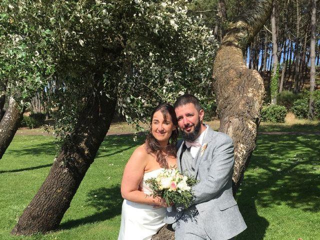 Le mariage de Benjamin et Sophie à Le Teich, Gironde 4