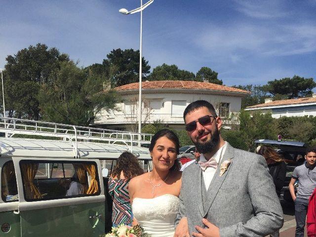 Le mariage de Benjamin et Sophie à Le Teich, Gironde 5