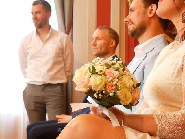 Le mariage de David et Chloé à Lannoy, Nord 13