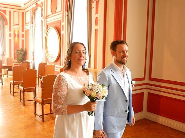 Le mariage de David et Chloé à Lannoy, Nord 15