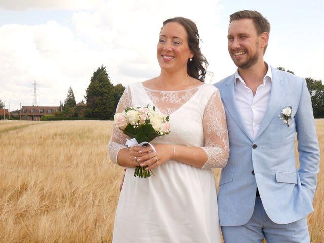 Le mariage de David et Chloé à Lannoy, Nord 16