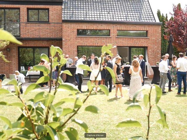 Le mariage de David et Chloé à Lannoy, Nord 24