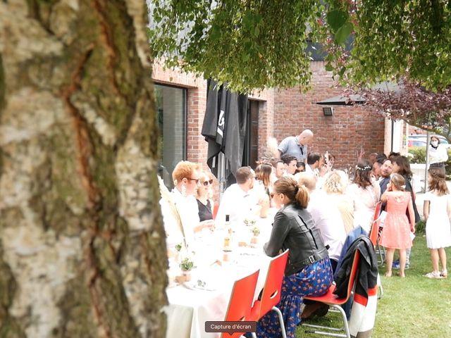 Le mariage de David et Chloé à Lannoy, Nord 26