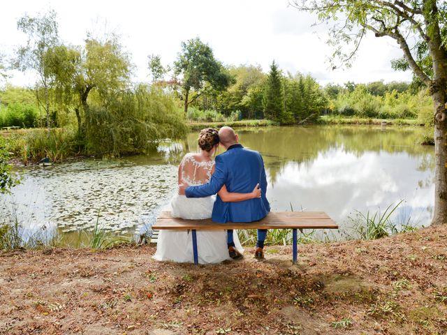 Le mariage de Edouard et Alexia à Saint-Jean-de-Bournay, Isère 14