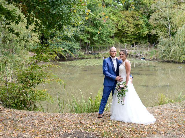 Le mariage de Edouard et Alexia à Saint-Jean-de-Bournay, Isère 17