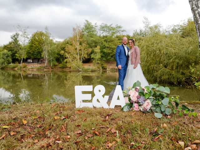 Le mariage de Edouard et Alexia à Saint-Jean-de-Bournay, Isère 1