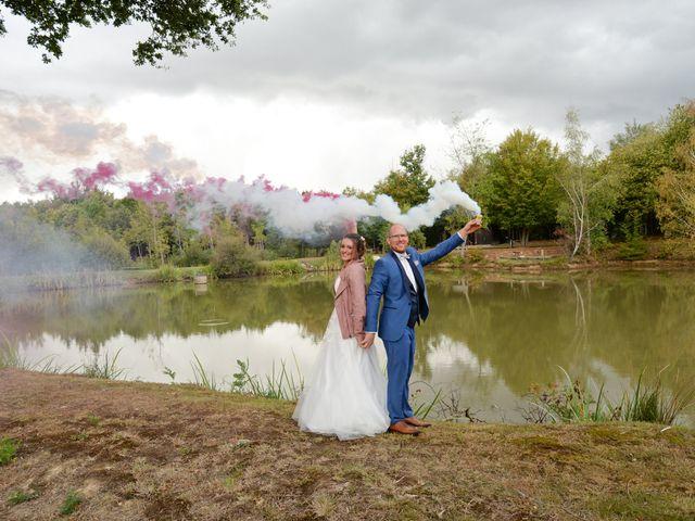 Le mariage de Edouard et Alexia à Saint-Jean-de-Bournay, Isère 18