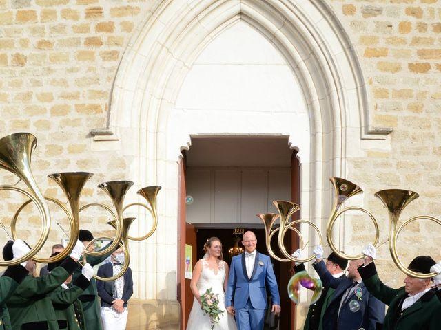 Le mariage de Edouard et Alexia à Saint-Jean-de-Bournay, Isère 21