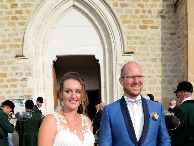 Le mariage de Edouard et Alexia à Saint-Jean-de-Bournay, Isère 22