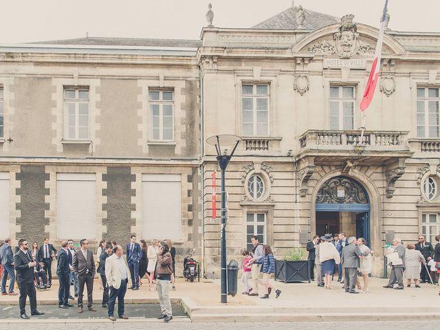 Le mariage de Léo et Marie à Bordeaux, Gironde 1