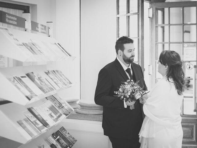 Le mariage de Léo et Marie à Bordeaux, Gironde 3
