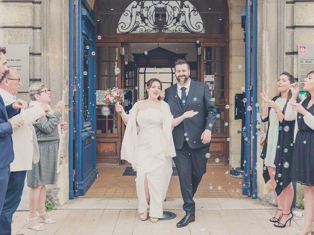 Le mariage de Léo et Marie à Bordeaux, Gironde 9