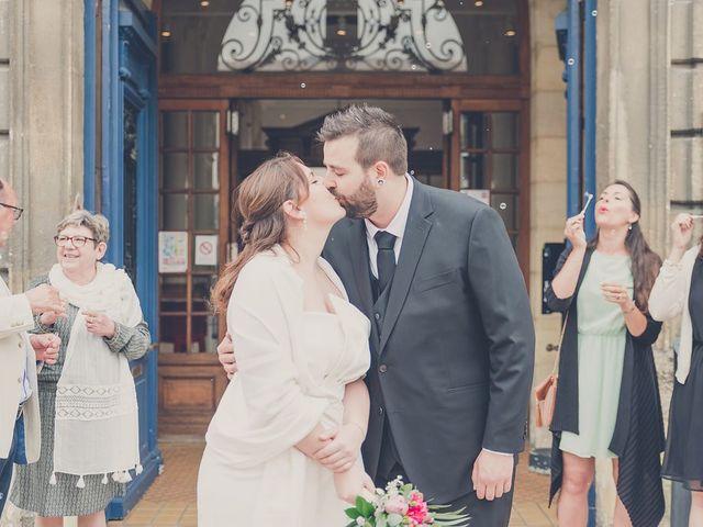 Le mariage de Léo et Marie à Bordeaux, Gironde 11