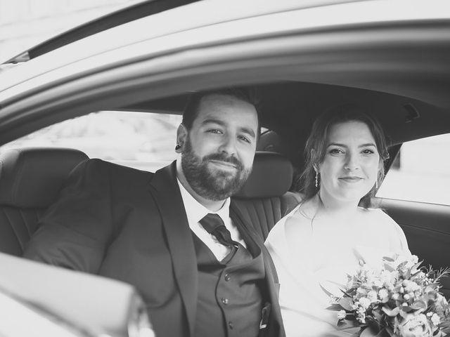 Le mariage de Léo et Marie à Bordeaux, Gironde 15