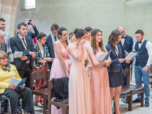 Le mariage de Léo et Marie à Bordeaux, Gironde 56