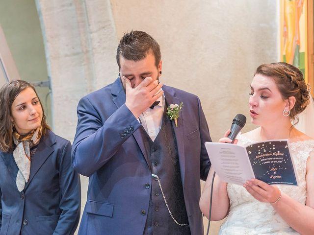 Le mariage de Léo et Marie à Bordeaux, Gironde 58