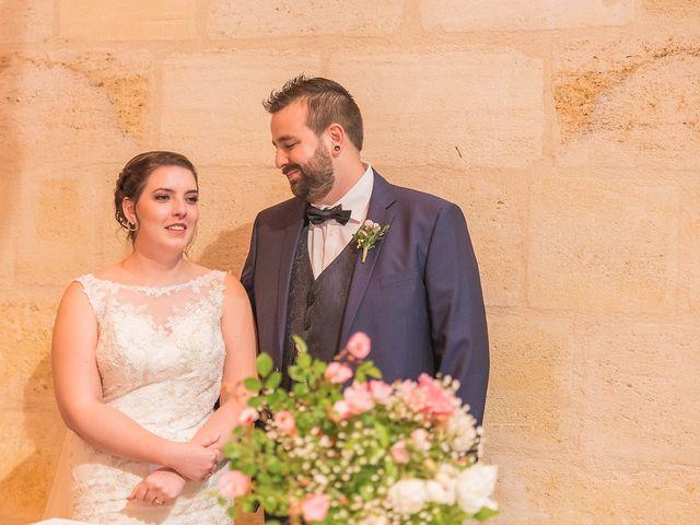 Le mariage de Léo et Marie à Bordeaux, Gironde 63
