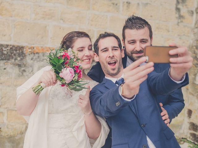 Le mariage de Léo et Marie à Bordeaux, Gironde 76