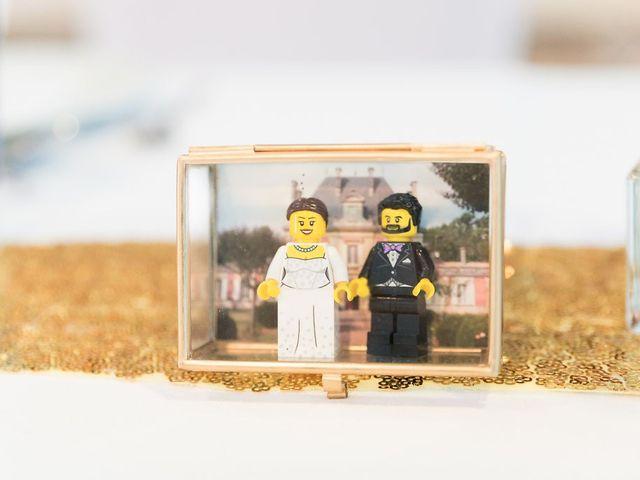 Le mariage de Léo et Marie à Bordeaux, Gironde 85