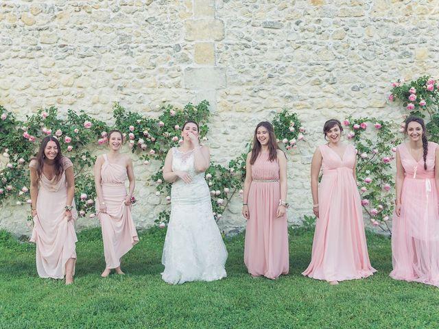 Le mariage de Léo et Marie à Bordeaux, Gironde 105