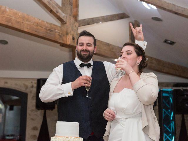 Le mariage de Léo et Marie à Bordeaux, Gironde 122