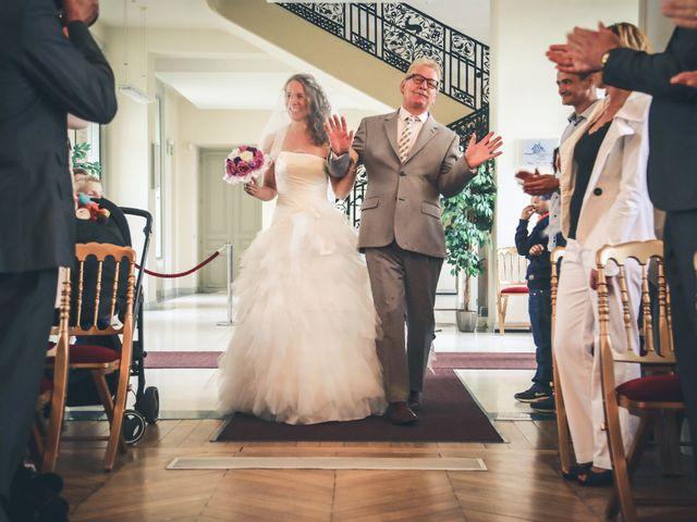 Le mariage de Frédéric et Caroline à Savigny-le-Temple, Seine-et-Marne 27