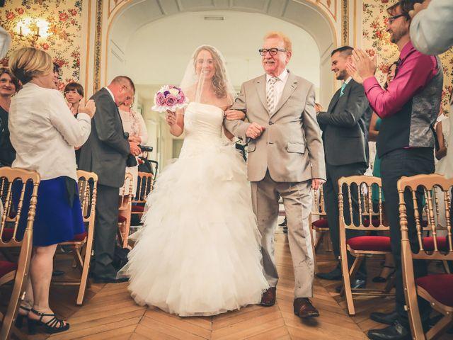 Le mariage de Frédéric et Caroline à Savigny-le-Temple, Seine-et-Marne 28