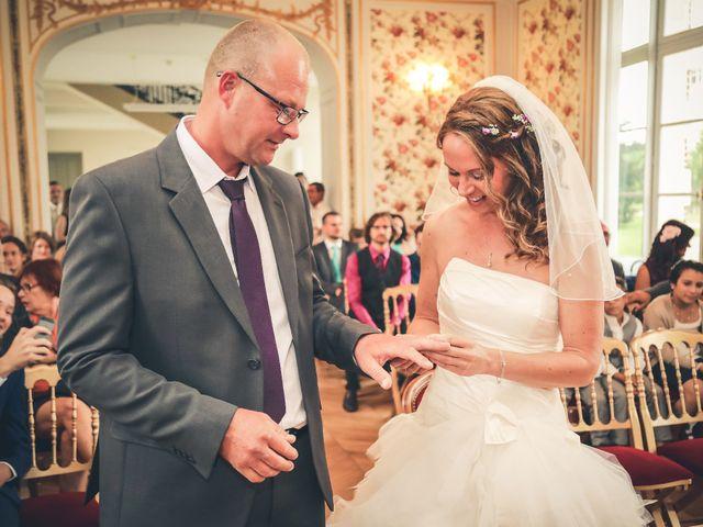 Le mariage de Frédéric et Caroline à Savigny-le-Temple, Seine-et-Marne 35