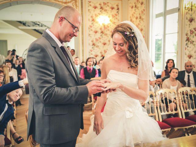 Le mariage de Frédéric et Caroline à Savigny-le-Temple, Seine-et-Marne 36