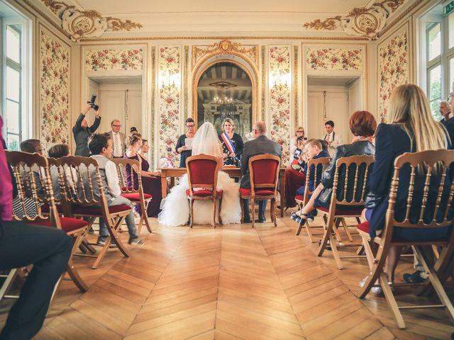 Le mariage de Frédéric et Caroline à Savigny-le-Temple, Seine-et-Marne 38