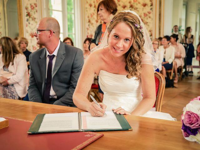 Le mariage de Frédéric et Caroline à Savigny-le-Temple, Seine-et-Marne 40