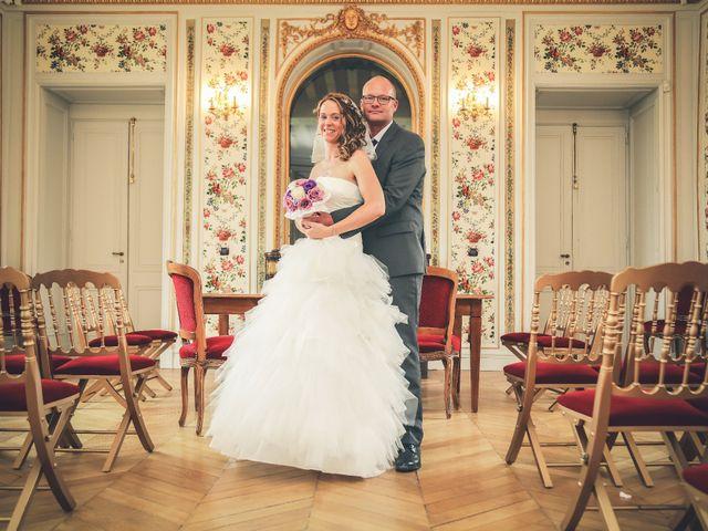 Le mariage de Frédéric et Caroline à Savigny-le-Temple, Seine-et-Marne 44