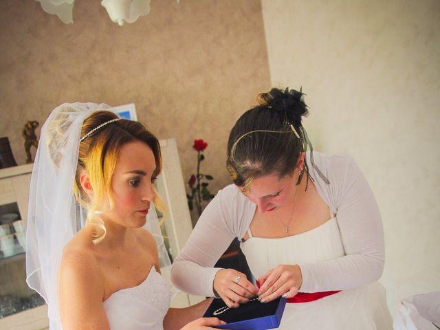 Le mariage de Frédéric et Marina à Melgven, Finistère 15