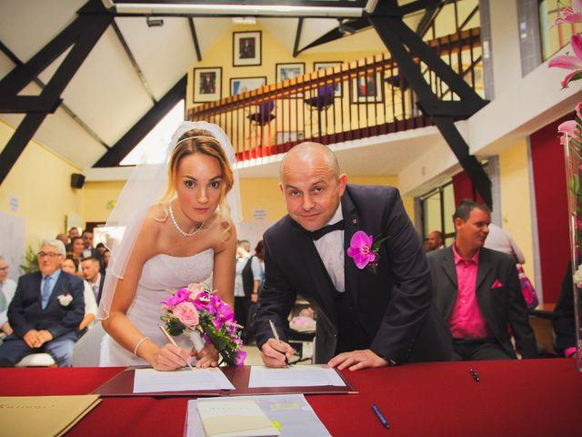 Le mariage de Frédéric et Marina à Melgven, Finistère 17