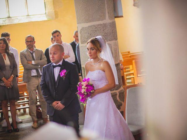 Le mariage de Frédéric et Marina à Melgven, Finistère 19