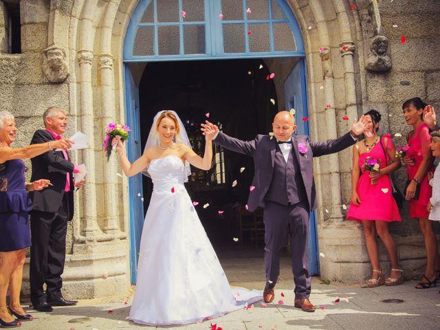 Le mariage de Frédéric et Marina à Melgven, Finistère 22