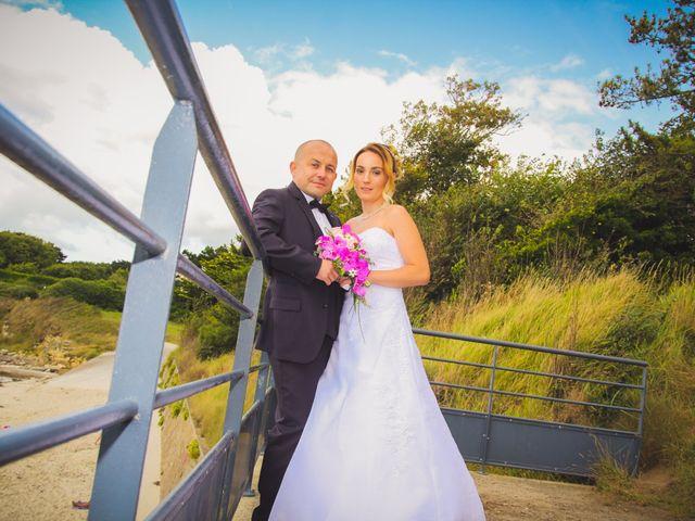Le mariage de Frédéric et Marina à Melgven, Finistère 23