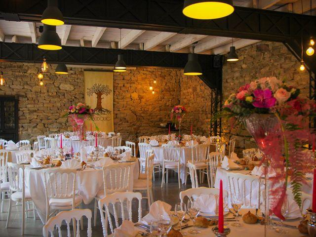 Le mariage de Frédéric et Marina à Melgven, Finistère 29