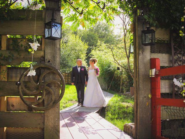 Le mariage de Frédéric et Marina à Melgven, Finistère 32