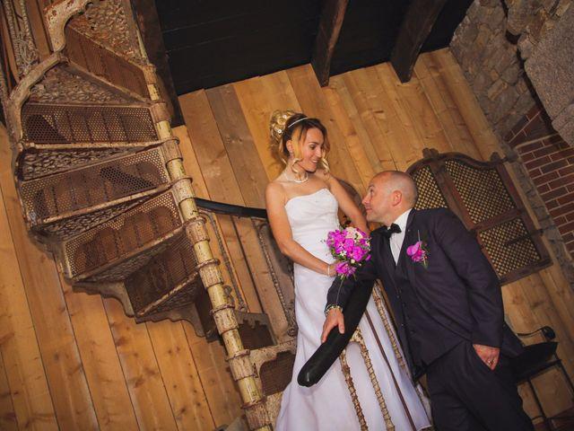 Le mariage de Frédéric et Marina à Melgven, Finistère 1