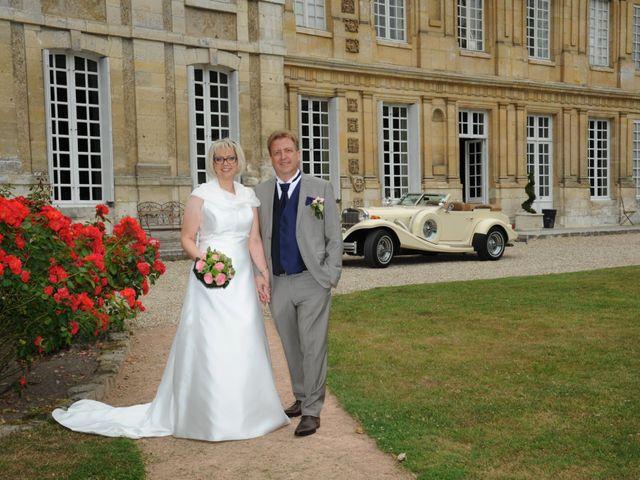 Le mariage de Daniel et Samantha à Jumièges, Seine-Maritime 4