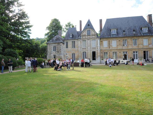 Le mariage de Daniel et Samantha à Jumièges, Seine-Maritime 10
