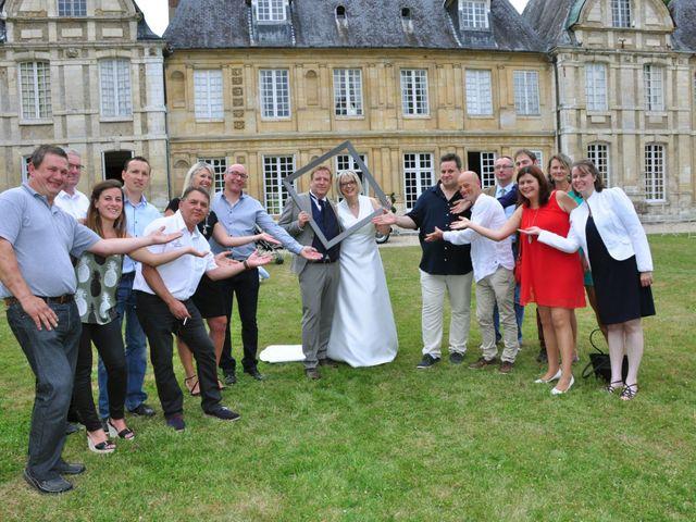 Le mariage de Daniel et Samantha à Jumièges, Seine-Maritime 16