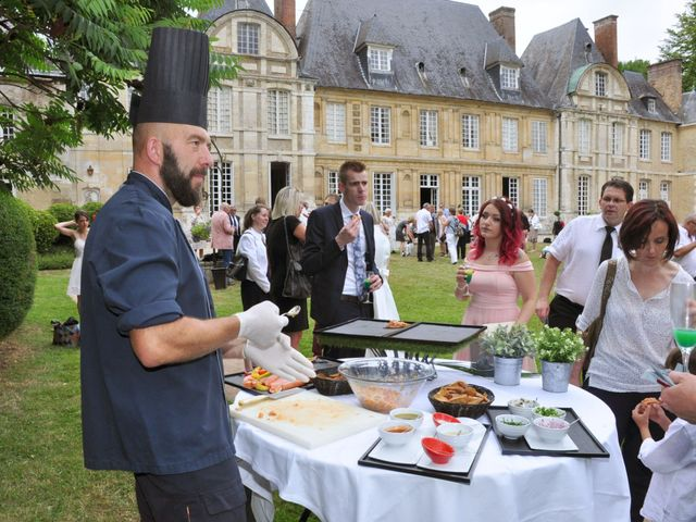 Le mariage de Daniel et Samantha à Jumièges, Seine-Maritime 18
