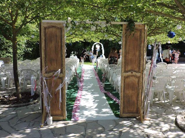 Le mariage de David et Elodie à Les-Pennes-Mirabeau, Bouches-du-Rhône 13