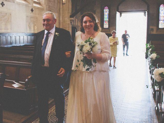 Le mariage de Christophe et Anne-Christine à Granville, Manche 2