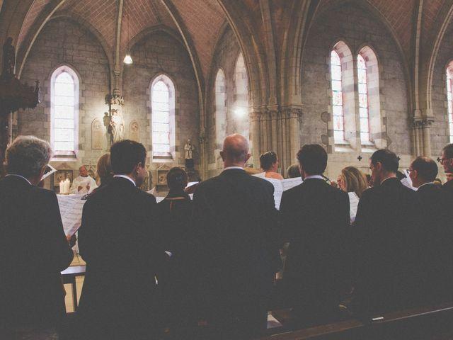 Le mariage de Christophe et Anne-Christine à Granville, Manche 10