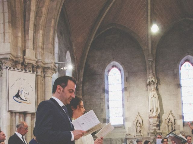 Le mariage de Christophe et Anne-Christine à Granville, Manche 12